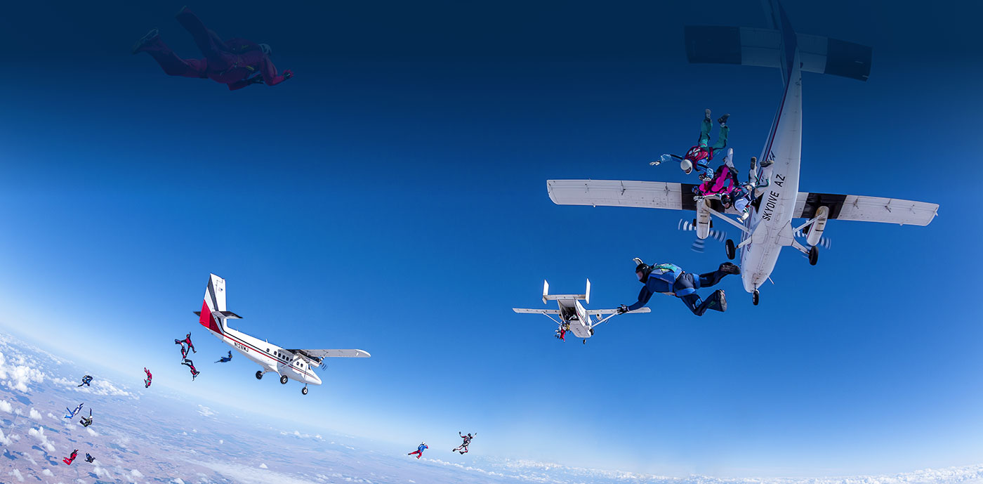 saut en parachute eyguieres