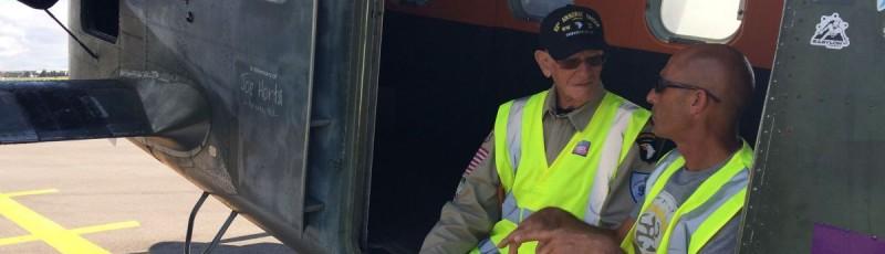 Atlas Parachutisme accompagne Tom Rice dans son saut historique