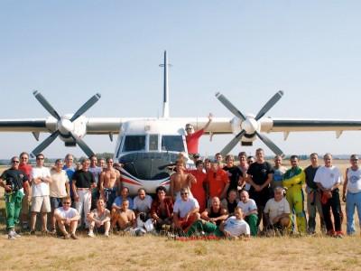 L'Equipe Galerie - Atlas Parachutisme