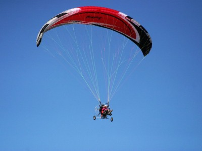 Parapente Motorisé Galerie - Atlas Parachutisme