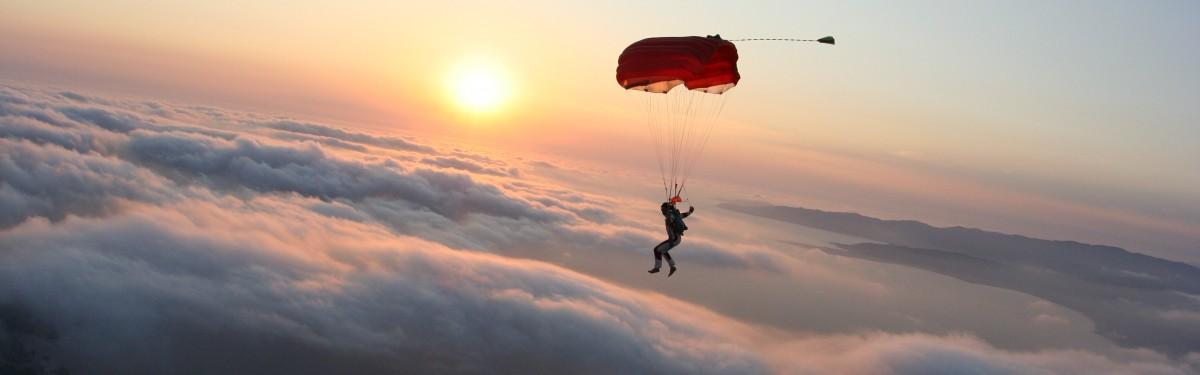 Le STAGE PAC sur Tallard Produit - Atlas Parachutisme