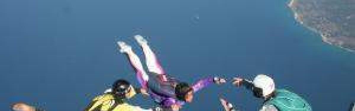 Saut en parachute Initiation PAC Avignon-Pujaut Produit - Atlas Parachutisme