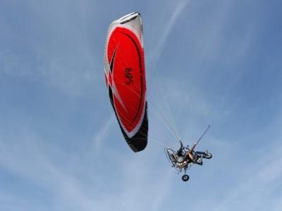 Vol en parapente motorisé 30 minutes à Savines Le Lac (05) Produit - Atlas