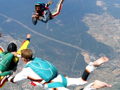 Saut en parachute Initiation PAC Gap-Tallard Produit - Atlas